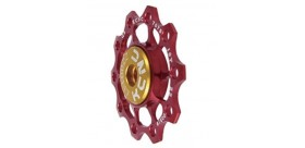 JOCKEY WHEEL KCNC ROJO